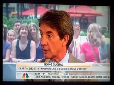 Kathie Lee Gifford Interview with Martin Short