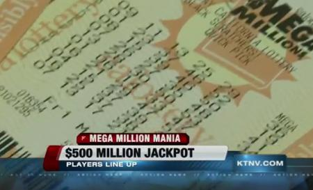 Mega Millions Jackpot: $540M Up For Grabs Tonight! - The Hollywood ...