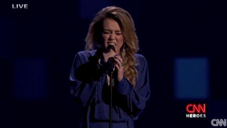 Miley Cyrus - The Climb (Live)
