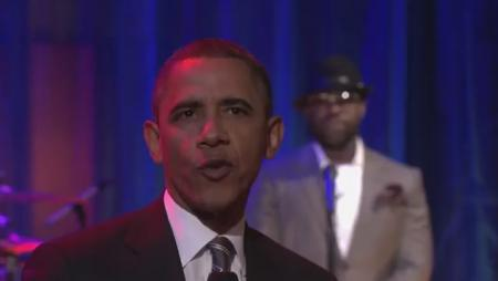 Obama on Jimmy Fallon