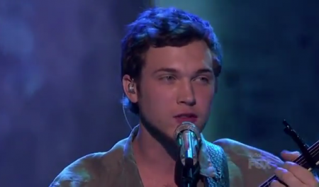 "Phillip Phillips - ""Disease"""