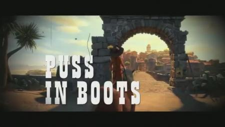 Puss in Boots 'Americano' Trailer (Ft. Lady Gaga)