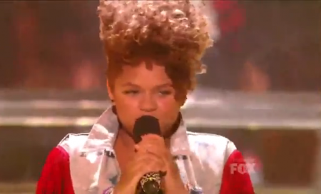 Rachel Crow - I Can't Get No Satisfaction