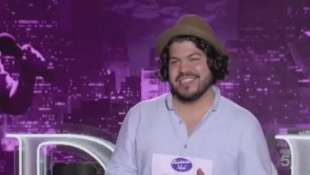 Ramiro Garcia American Idol Audition
