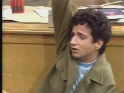 Ron Palillo on Welcome Back, Kotter