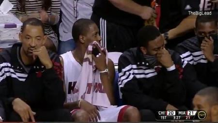 Shaquille O'Neal Analyzes Miami Heat Fart