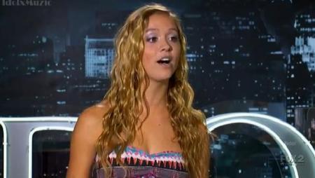Shelby Tweten American Idol Audition