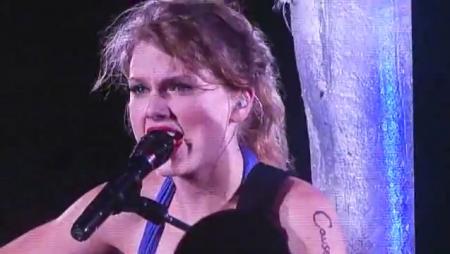 Taylor Swift Philadelphia on Taylor Swift In Philadelphia