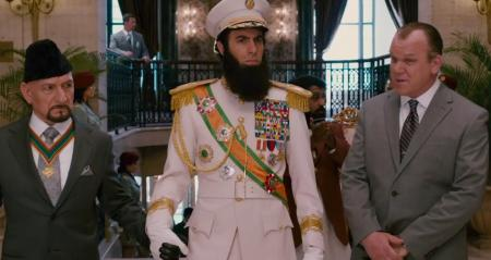 the dictator trailer full length 450x239 ... putting her nude body on a tarp, pouring bleach on it, weighing the ...